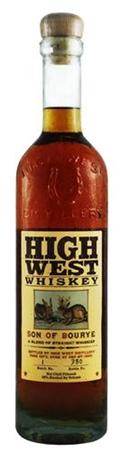 High West Whiskey Son Of Bourye